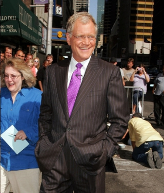 Letterman Scandal Shock: Fling Caused Love Letters, Anger