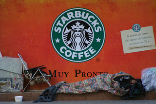 Starbucks Bets It All on Hobo Coffee