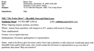 Exclusive: How the Press Pandered to Blagojevich after His Arrest