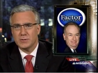 Olbermann Plays the Bereaved Son Card in the Richard Wolffe Fiasco