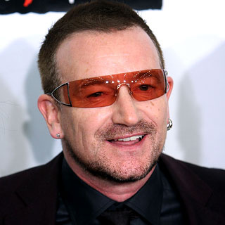 Obama's Glad Bono Refused To Hug George Bush