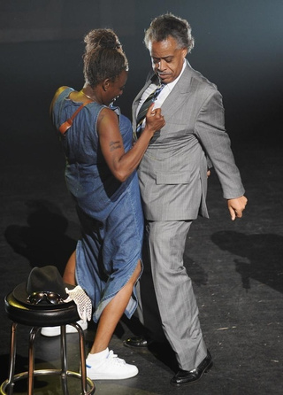 Al Sharpton Won't Stop Til He Gets Enough