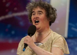The Exceeding Exhaustion Of Susan Boyle