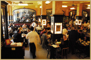 Sharon Waxman Ate Breakfast At Balthazar And Lived To Tell The Tale