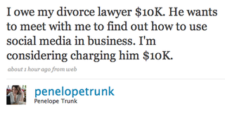 The Twitterati Give Their Divorce Lawyer a Porn Name