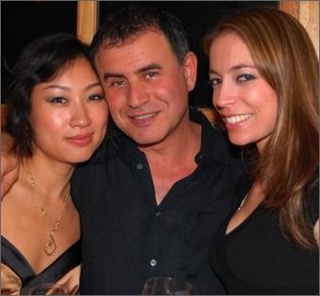 Nouriel Roubini Bans Reporters From Party Palace