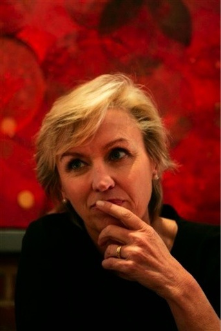 Tina Brown Terrified That Burning Money Now Frowned Upon