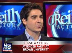 What We'd Like to Ask Jesse Watters