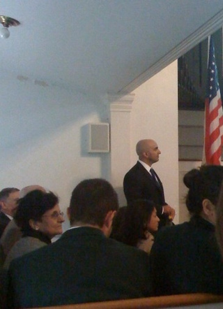 Neel Kashkari's High School Homecoming