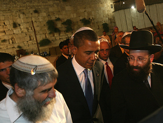 Jews Angry at Not Being Invited to Barack's Power Seder