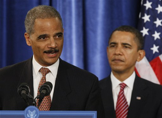 "Eric Holder Calls US ""Nation of Cowards"""