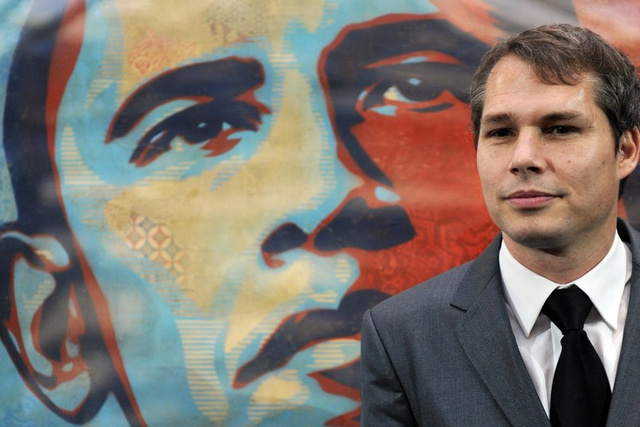 Shepard Fairey's Monday Is Worse Than Yours