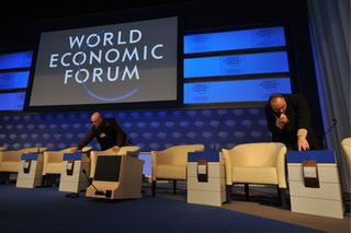 The Fun You're Missing in Davos!