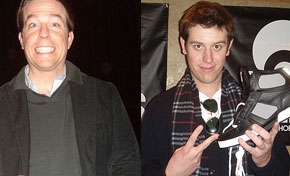 Hollywood PrivacyWatch: Ed Helms and Ben Lyons