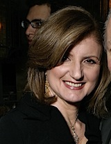 Arianna Huffington Lays Off 12,000 Citizen Journalists, Hires Godson