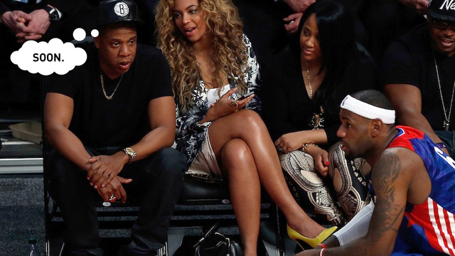Jay-Z Will Sell His Nets Stake To Become An NBA Agent