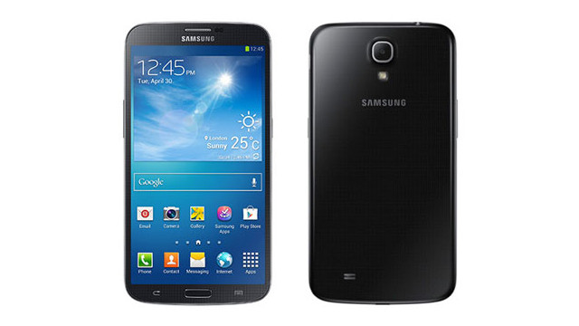 Samsung′s New Galaxy Mega: 6.3 Inches of Oversized Smartphone