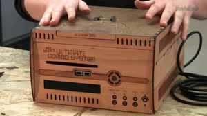 Combine a PS3, Xbox 360, and Wii U into a Single Frankensystem