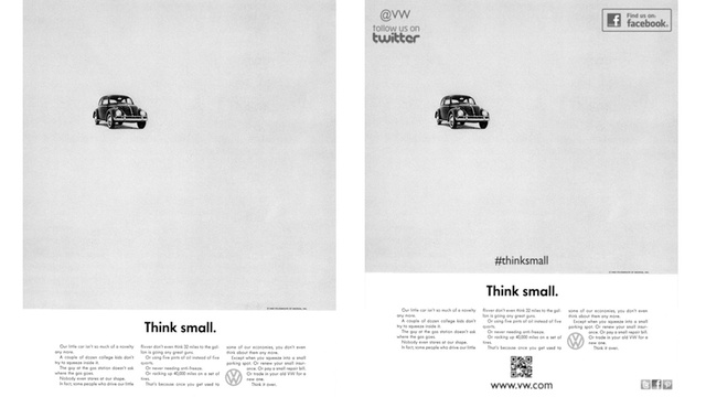 What Famous Ads Would Look Like Today