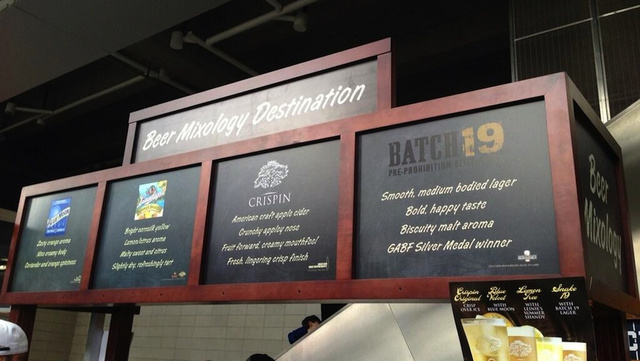 Yankee Stadium Has Renamed Its Craft Beer Stand That Doesn't Ha…