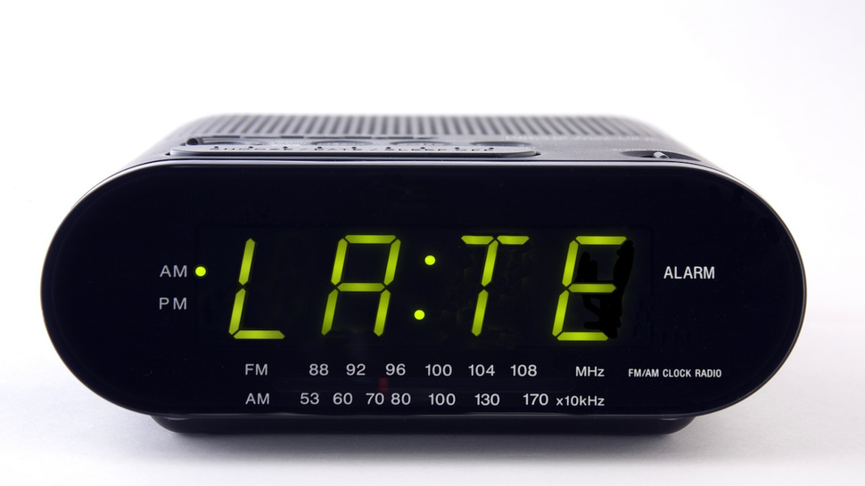 How To Diagnose What's Making You Chronically Late