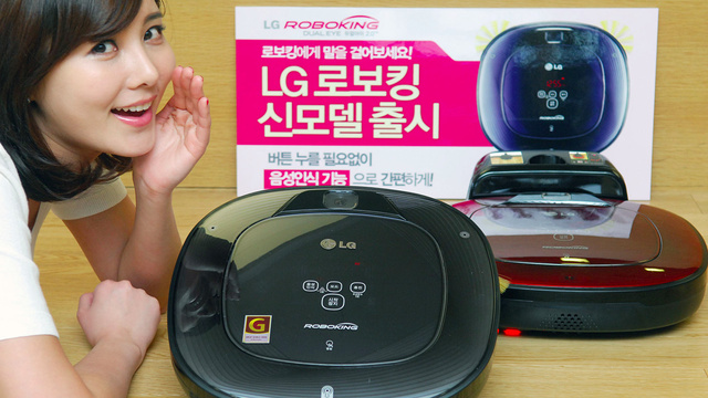 Click here to read LG's New Robo Vacs Come When They're Called