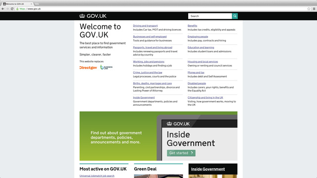 Why This Simple Government Website Was Named the Best Design of the Year