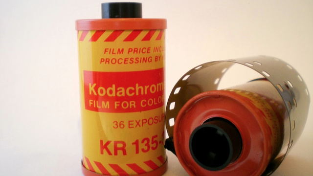 Broke Kodak Will Halt All Camera Production