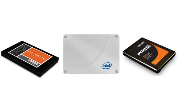 Solid State Shakeup: Intel 520 vs Patriot Pyro SE vs OCZ Octane