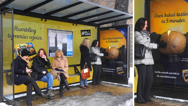 Every Bus Stop On Earth Should Smell Like Fresh Baked Potatoes
