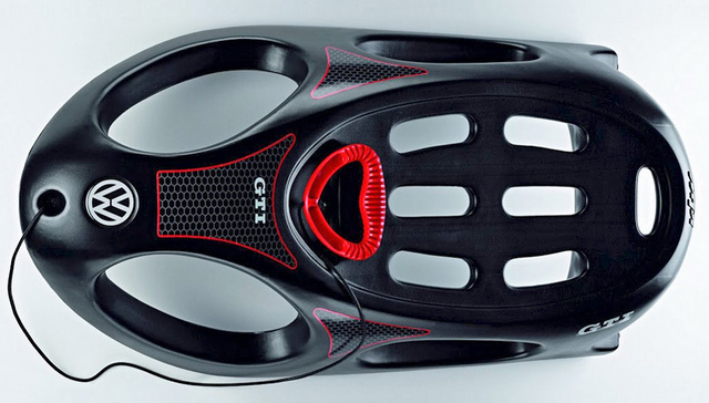If It Snows This Year, I'm Hitting the Hills With VW's New Sled