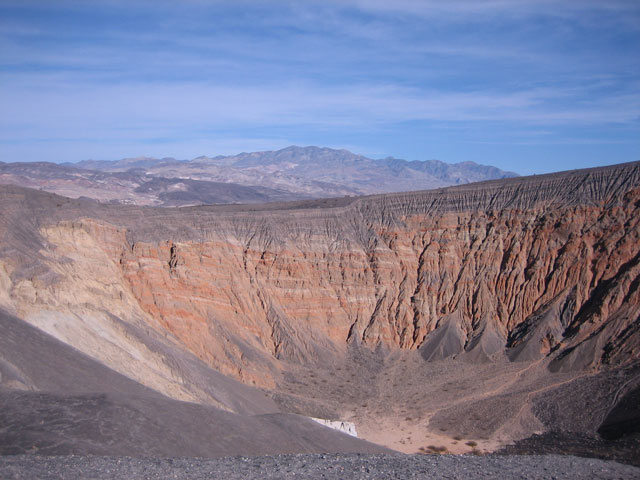 "Death Valley Volcano ""May Explode At Any Time"""
