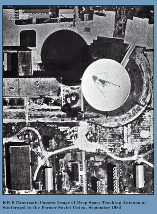 Never Before Seen Satellite Spy Shots from the Depths of the Cold War