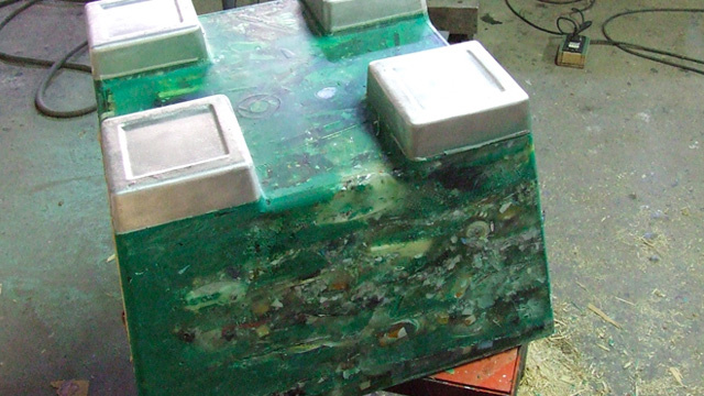 Turn Your E-Waste Into Furniture and Hide It In Plain Sight