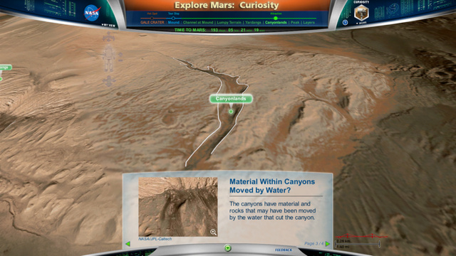 Stop What You're Doing and Explore Mars Right Now
