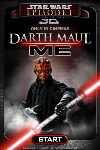Darth Maul Me Gallery