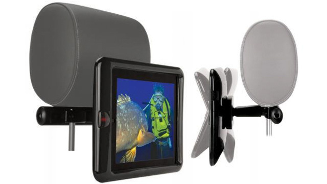 Scosche's iPad Mount Gives You the In-Car Entertainment Center You Couldn't Afford