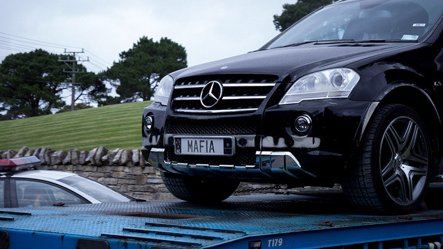 This Is What the Megaupload Million-Dollar Car Seize Looks Like