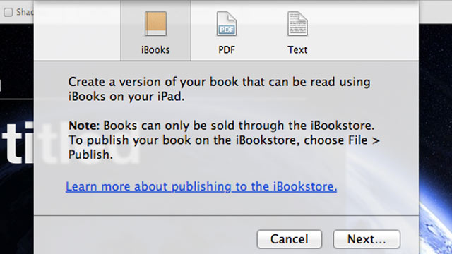 Sell Your Book in the iBookstore and Apple Won't Let You Sell It Anywhere Else