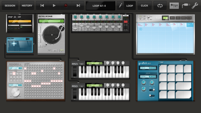 How to Turn Your iPad into a Digital Hip-Hop Studio