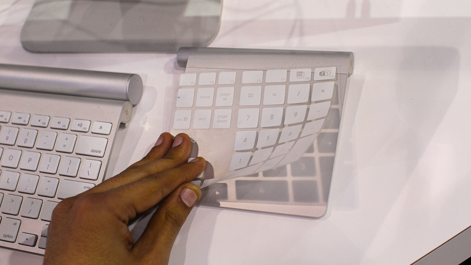 Overheard At CES: Magic Numpad Edition