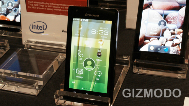 Hands On With the First Intel-Powered Android Phone You Can Buy (In China)