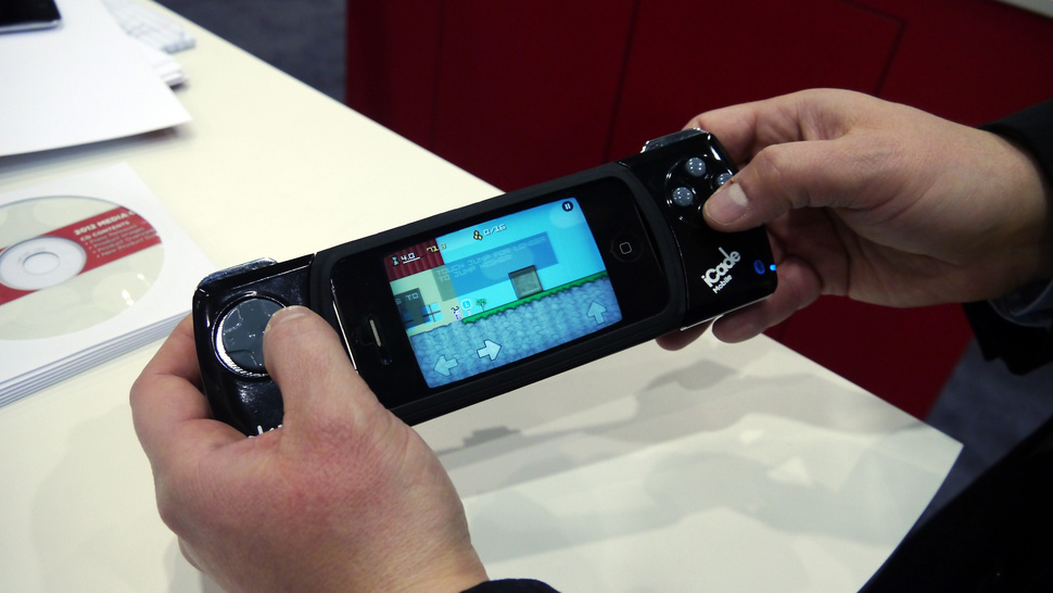 Turning Your iPhone into a PSP Is Pretty Awesome