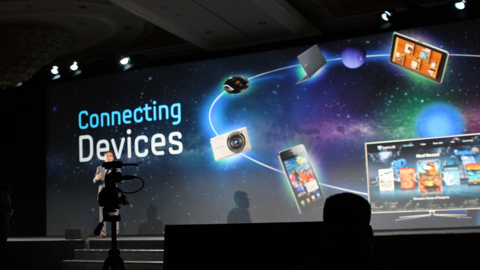 All of Samsung's Newest CES Products Are Being Announced Right Now