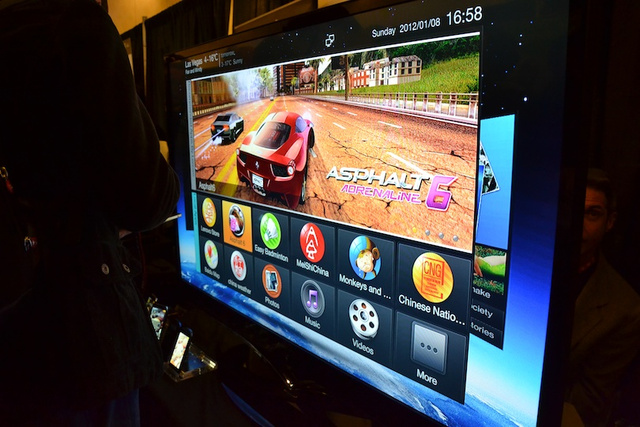 Eyes On Lenovo's 55-Inch Idea Android HDTV: It Might Make You Wanna Move to China