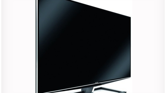 Toshiba's Dishing Out a 55-inch 3DTV with 4x the HD (And No Glasses!)