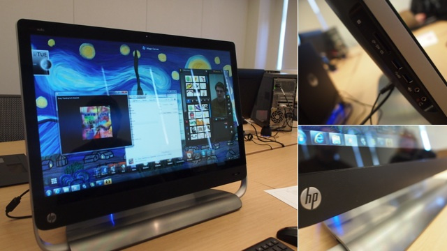 HP Omni 27 Delivers a Giant-Screened All-In-One You Might Be Able to Afford
