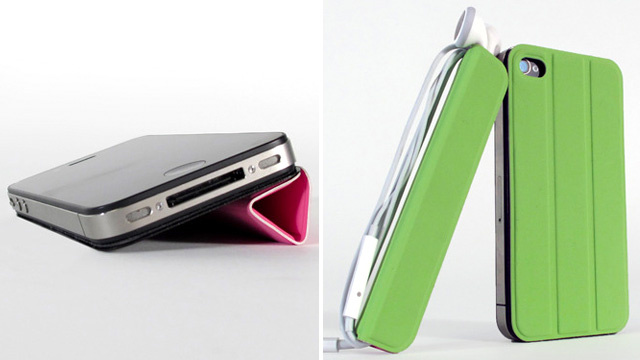 A Smart Cover For Your iPhone That's Not Quite As Smart