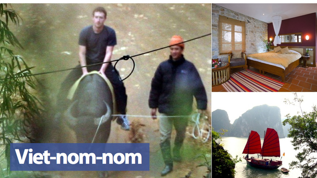 Mark Zuckerberg's Amazing Race Luxury Vacation Revealed