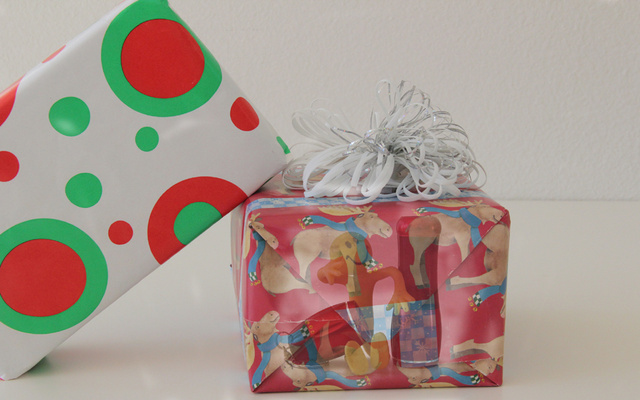 Shooting Challenge Gallery: Gifts